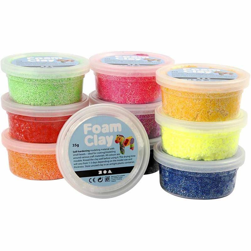 Foam Clay Cromartie Hobbycraft Limited