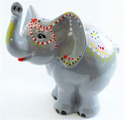Pudgy Party Elephant