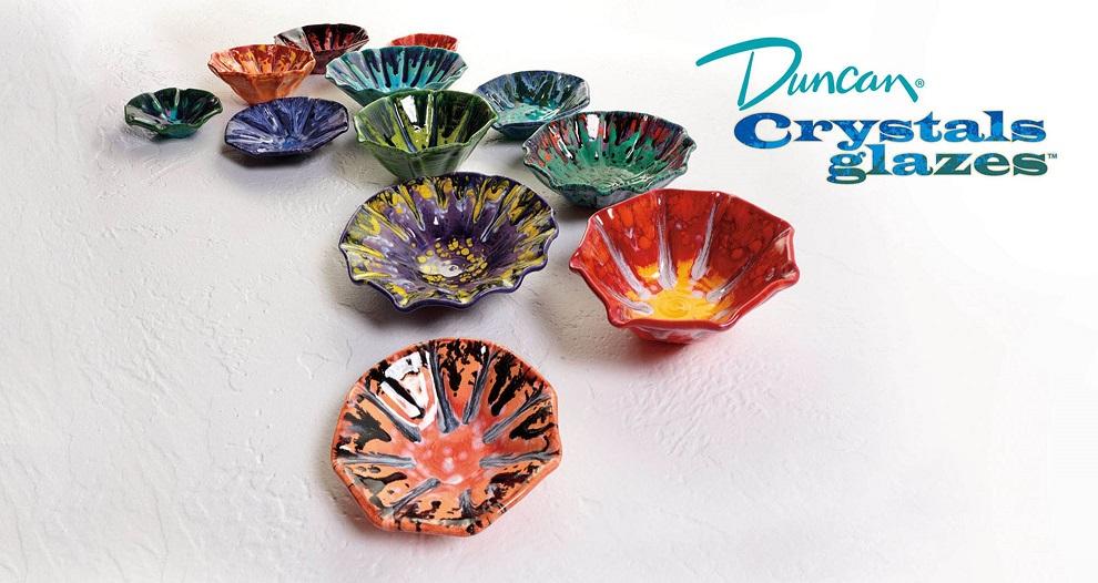 Duncan Crystals Glazes Cromartie Hobbycraft Limited