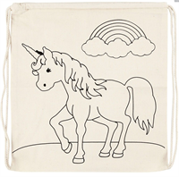 CH499652 Unicorn Drawstring Bag