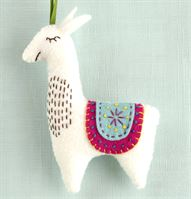 Llama Mini Felt Craft Kit