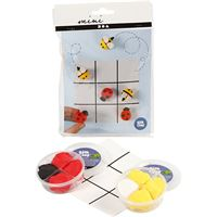 CH977227 Mini Silk Clay Kit - Tic Tac Toe
