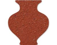 Red Terracotta Grogged Clay