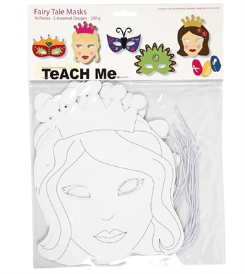 CH95214 Fairy Tale Masks pack