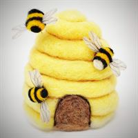 CKC-NF-166 Beehive Needle Felting Kit