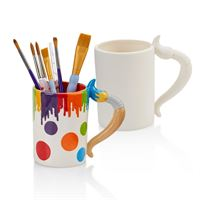 4225 Paint Brush Mug