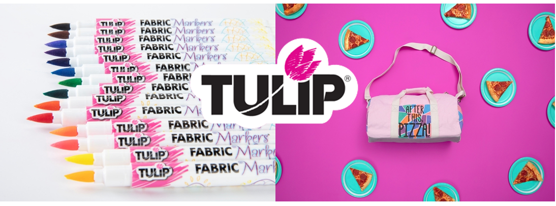 Tulip Fabric Markers