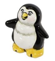5214 Penguin Tiny Topper