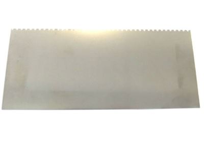 CH6081 Rectangular Stainless Steel Scraper