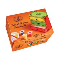 Chest of Drawers Painting Craft Kit