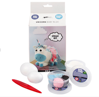 CH100751 Unicorn DIY Clay Kit