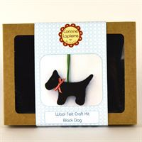 Black Dog Mini Craft Kit Box