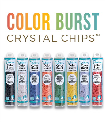 Duncan Colour Burst Crystal Chips