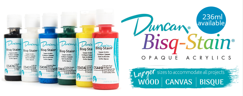 Duncan Bisq-Stain Opaques