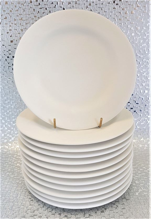 Rimmed Dinnerware Bisque Ceramic Shapes For Painting