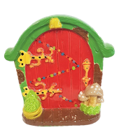 Fairy Door Plaque