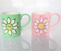Petal Flower Mugs (Mum design)