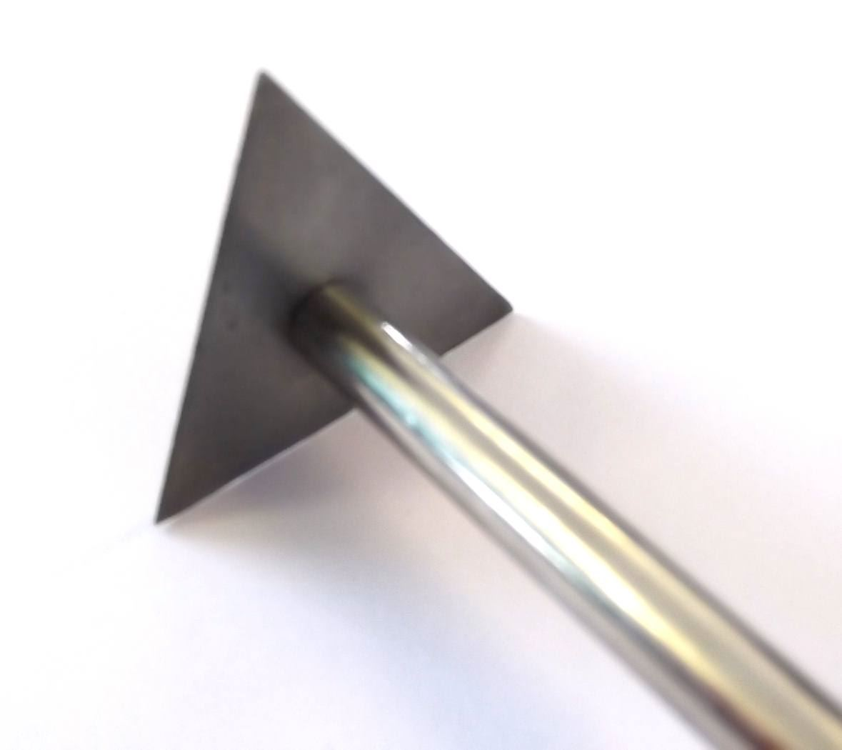 CH6103 Turning Tool - triangle closeup