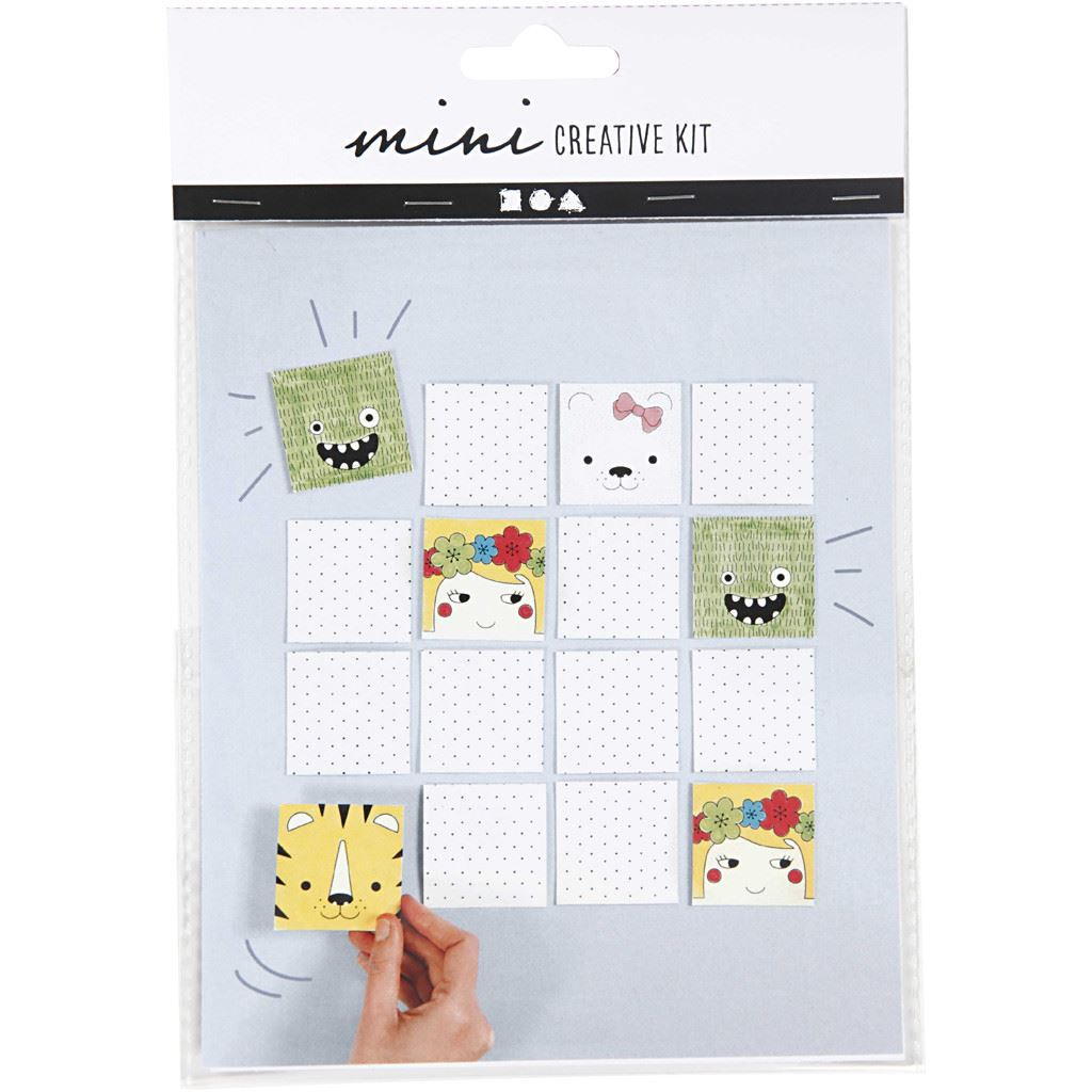 CH977214 Mini Creative Kit - Memory Cards(2)