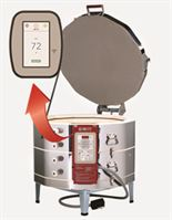 KMT1218 Electric Kiln & Touchscreen Controller
