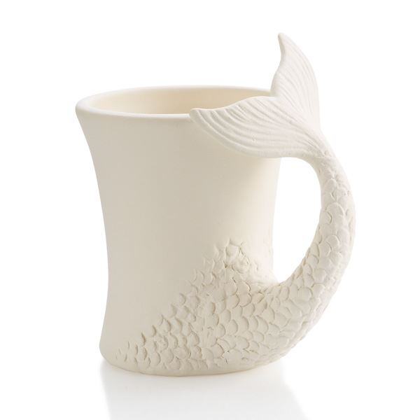 4198 Mermaid Tail Mug