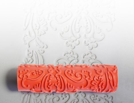Baroque Textured Art Roller