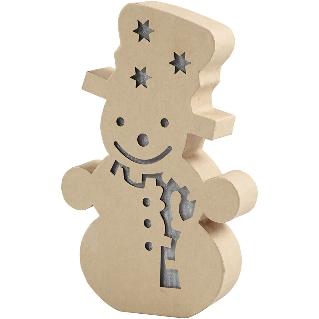 CH54906 Snowman Light Up Figure (2)