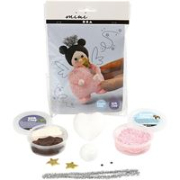 CH977224 Mini Foam & Silk Clay Kit - Fairy Magic Wand