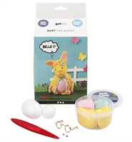 CH100756 Burt Bunny DIY Foam Clay & Silk Clay Kit