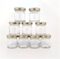 Screw Top Glass Jars 41ml