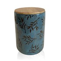 4223 Canister with Bamboo Lid