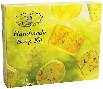 HC360 Handmade Soap Craft Kit