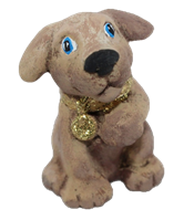 5210 Dog Tiny Topper