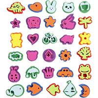Foam Stamps Assorted