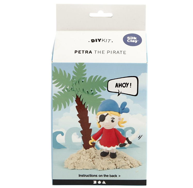 CH100746 Petra the Pirate Silk Clay Kit (2)