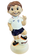 Football Boy Figurine