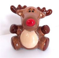 7233 reindeer collectible