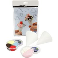 CH977226 Mini Silk Clay Kit - Ice Cream Cones