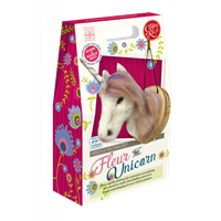 Fleur Unicorn Needle Felting Kit