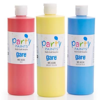 Gare Party Paints Acrylics