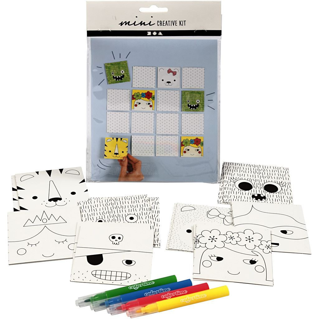CH977214 Mini Creative Kit - Memory Cards