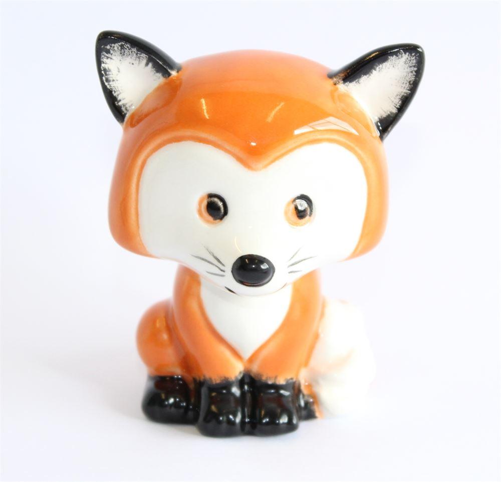 Fox Tiny Tot 8 9cm H X 7 1cm W Cromartie Hobbycraft Limited