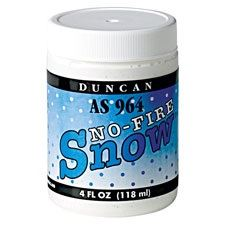 no fire snow