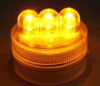 Amber LED Twist Light