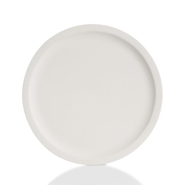 3010 Rimmed Pizza Plate