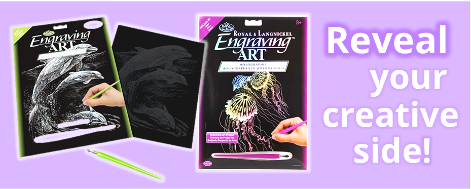 Reveal your Creative Side with Engraving Art Kits