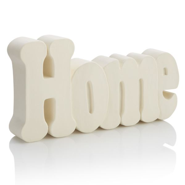 5268 Home Word Plaque
