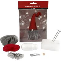 CG977403 Mini Creative Kit- Gnome with Grey Beard