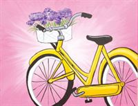 Pedal Power- Canvas Design Pattern Pack